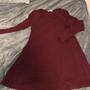Lush dress, size s/m